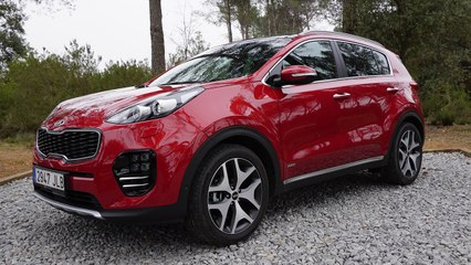 Kia Sportage 2016 GT Line | Full Review | ATMO Version | No Voice | Test Drive