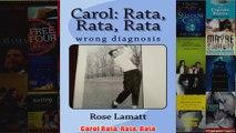 Download PDF  Carol Rata Rata Rata FULL FREE