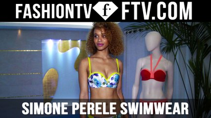 Simone Perele Swimwear | Paris: Salon de la Lingerie S/S 16 | FTV.com
