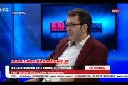 Ölen Akit yazarı Hasan Karakaya için canlı yayında şok sözler