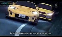 Initial D 3rd Stage part 1 - Vidéo dailymotion