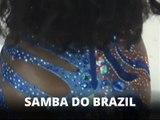 Répétiton du carnaval : samba, percussions et fessiers