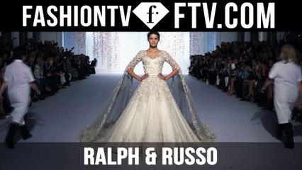 Ralph & Russo Show | Paris Haute Couture S/S16 | FTV.com