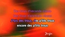 Karaoké Le poinçonneur des Lilas - Serge Gainsbourg *