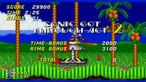 Lets Play | Sonic the Hedgehog 2 | German/Blind | Part 1 | Der Igel und der Fuchs legen los!
