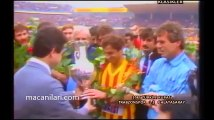 17.04.1985 - 1984-1985 Turkish Cup Final 2nd Leg Galatasaray 0-0 Trabzonspor (Only Post-Match Comments)