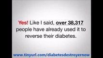 Diabetes Destroyer David Andrews | Amazing Diabetes Destroyer David Andrews