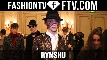 Rynshu F/W 16-17 trends | Paris Fashion Week : Men F/W 16-17 | FTV.com
