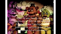 Five Nights at Freddys I The complete background story Unfold [EN] I (Based on FACTS!)