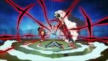Luffy vs Doflamingo Conqueror's Haki Clash One Piece 723 [HD] 1080p