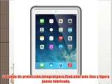 LifeProof Fre - Funda con protector de pantalla para Apple iPad Air blanco/gris