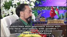 Similarities between the hypocrites mentioned in the hadiths and the hypocrites of today – 2