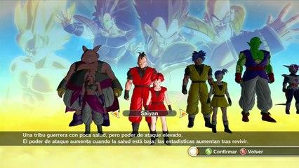 Dragon Ball Xenoverse : Prologo - Comenzamos Esta Nueva Aventura ! #1