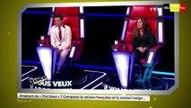 Amateurs de «The voice»? Comparez la version française et la version belge