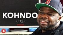 """Kohndo, l'interview (1/2) : """"Rohff, Booba et Maître Gims ne se rendent pas compte de l'impact qu'ils ont"""""""
