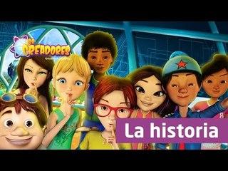 Los Creadores - La Historia