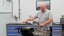 General Motors Performance and Racing Center Engine Build