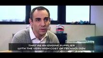 Cyril Abiteboul explique les raisons du retour de Renault en F1