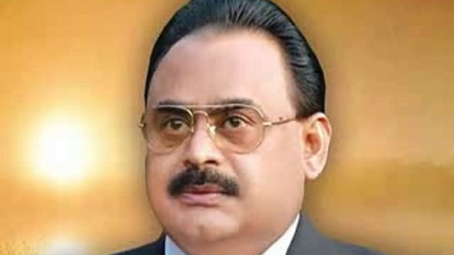 MQM Quaid Mr Altaf Hussain Message To All Well Wishers