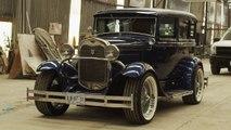 MEXICÁNICOS -  Ford Carcacha 1930