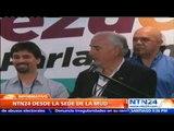 "Quiroga denuncia que oposición venezolana ha sido ""invisibilizada"" en medios durante parlamentarias"