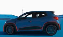 Renault KWID RACER y KWID CLIMBER concepts
