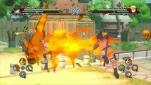 Naruto Shippuden Ultimate Ninja Storm Revolution : DLC - Naruto VS Sasuke - Traje Rivales #19