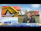 Esquemas de seguridad se refuerzan en New York por el desfile de Acción de Gracias