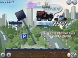 Vehicles 3 Car Toons Level 1-36 Walkthrough