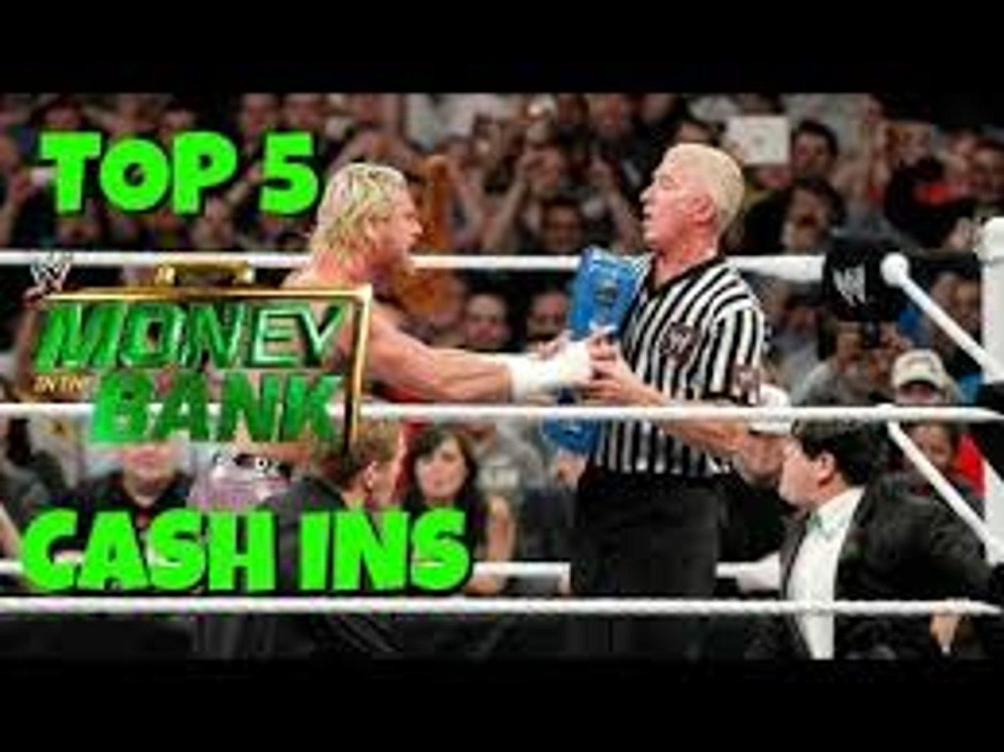 Top 5 Cashes In Money Inthe Bank - WWE Top 5