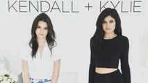 Kendall and Kylie Jenner Debut a Clothing Line Named -- What Else? -- Kendall + Kylie