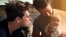 EXCLUSIVE: Nate Berkus and Jeremiah Brent Reveal the Best Part of Surrogacy