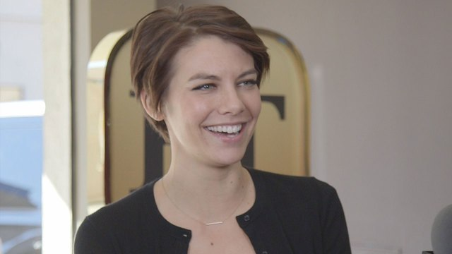 'Walking Dead' Star Lauren Cohan Teases Maggie's Fate and More Drama to Come!