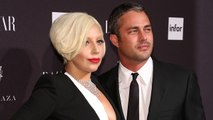 Lady Gaga and Taylor Kinney Pose Completely Nude for 'V Magazine'