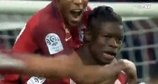 Soumaoro A. Goal - Lille 1  -0 Caen - HD