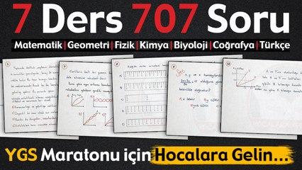 101 Soruda YGS 2016