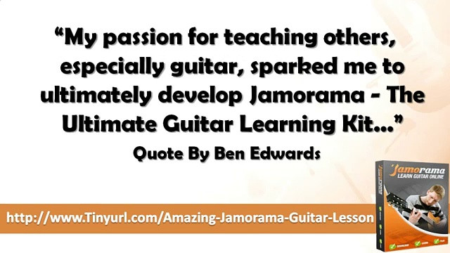 Jamorama Guitar | Jamorama Guitar Chords
