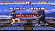 PSX] Tekken 3 Arcade - Xiaoyu - video dailymotion