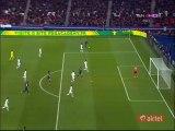 55' Zlatan Ibrahimovic Goal - Paris SG 2 - 1 Lorient - 03.02.2016