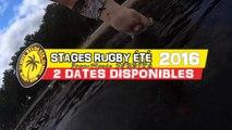 Stages été de rugby 2016 - Bienvenue au club!