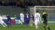 Kevin Lasagna Goal | Fiorentina 1 - 1 Carpi 03-02-2016