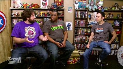 TMNT Trailer - Superfans Respond!