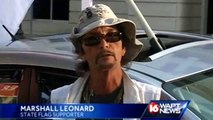 Man Bombs Walmart Because They Stopped Selling Confederate Flags