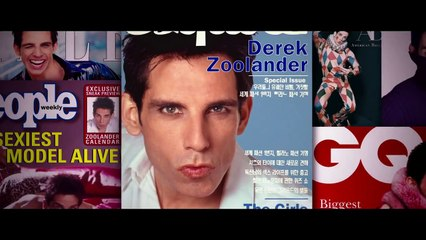 ZOOLANDER Official Trailer #2 (2016) Ben Stiller, Owen Wilson