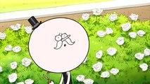 Un meteoro cae en el parque | Historias Corrientes: La película | Cartoon Network (FULL HD)