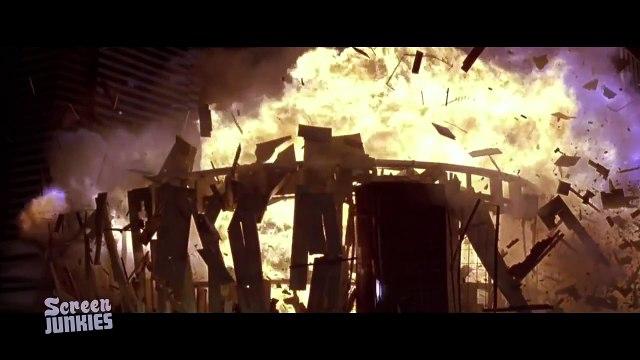 Honest Trailers - Godzilla (1998)