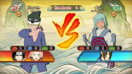 Naruto Shippuden Ultimate Ninja Storm Revolution : DLC Itachi Kakashi Ropa Rota Naruto En Pijama #2