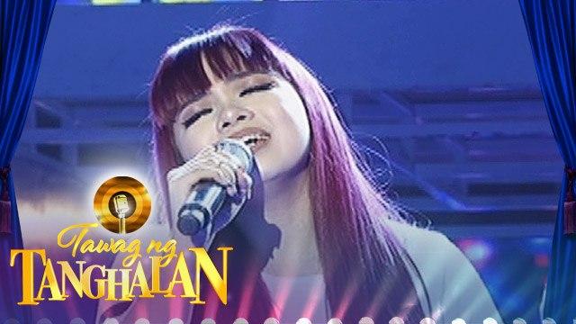 """Tawag ng Tanghalan: Violet Ocampo - """"Kailan Kaya"""""""