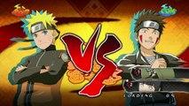 Naruto Shippuden: Ultimate Ninja Storm 2 [HD] - Naruto Vs Hinata Kiba Shino