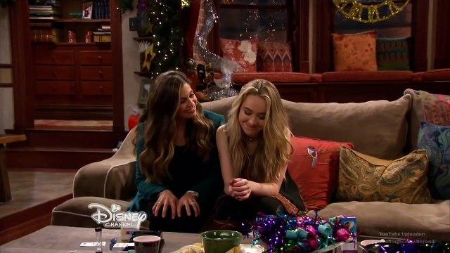 Girl Meets World S2E25- Cory, Maya and Topanga (Maya: Its gonna be a tough year, isnt it?